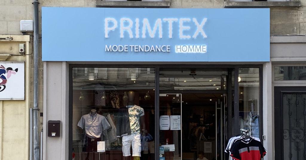 PRIMTEX Hommes