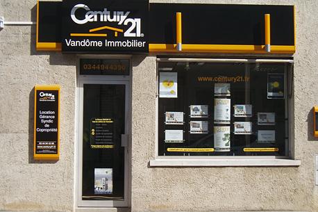 Century 21 – Vandôme Immobilier