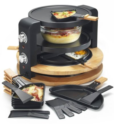 Raclette de competition