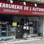 SERRURERIE DE L'AUTOMNE