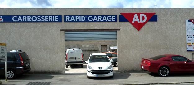 Opel/AD carrosserie