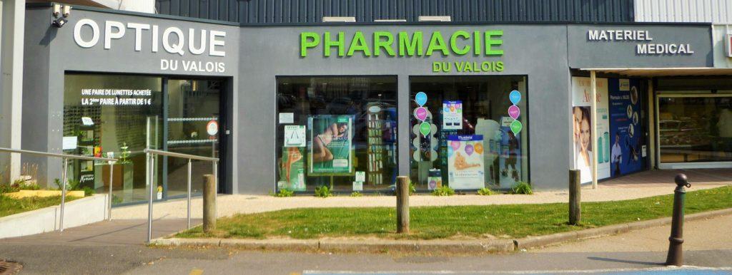 Pharmacie du Valois