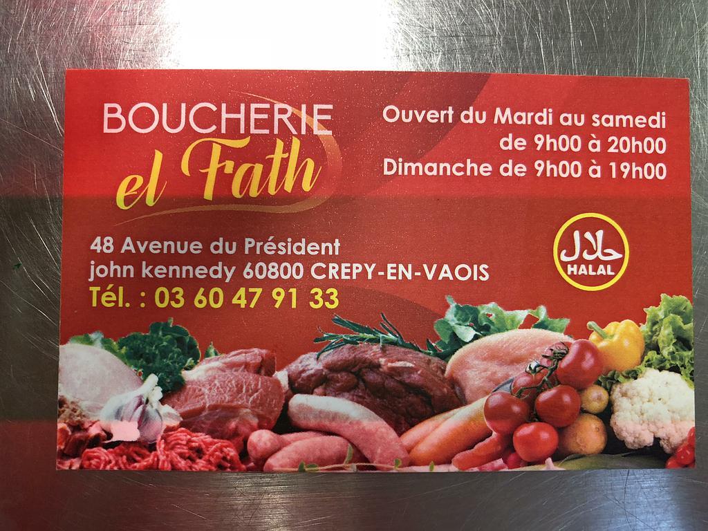 Boucherie El Fath