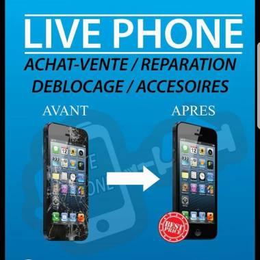 Live Phone